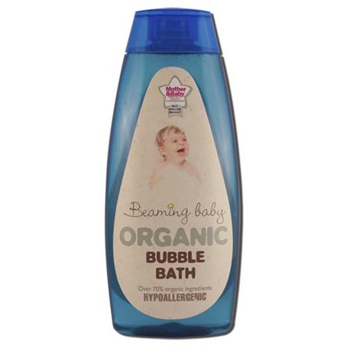 Beaming Baby Organic Bubble Bath
