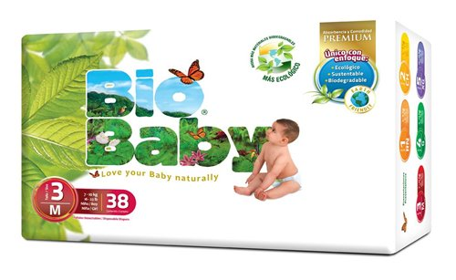 Bio Baby Nappies - Size 3
